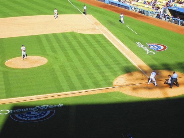 Los Angeles Dodgers Vs. SD Padres
