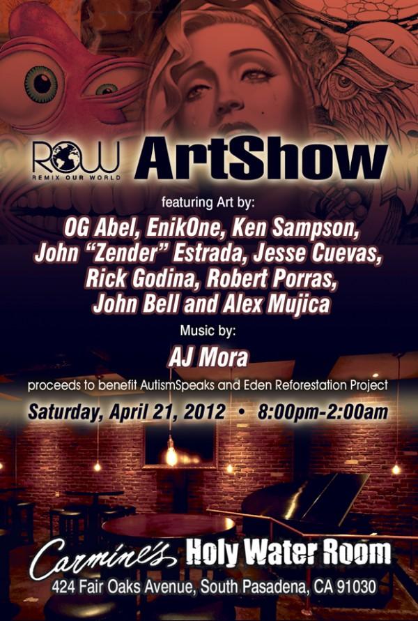ROW ArtShow
