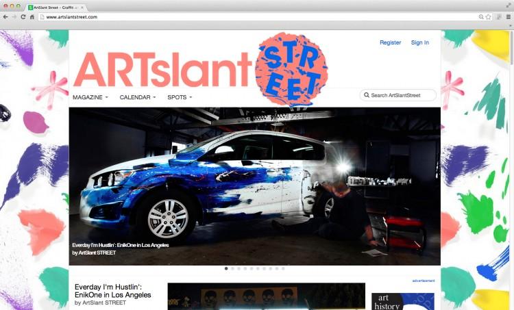 ArtSlant_street
